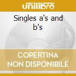 Singles a's and b's cd musicale di The love affair/elli