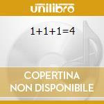 1+1+1=4 cd musicale di SIR DOUGLAS QUINTET