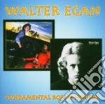 Walter Egan - Fundamental Roll& Not Shy cd musicale di Egan Walter