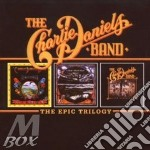 THE EPIC TRILOGY cd musicale di CHARLIE DANIELS