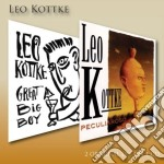 Great big boy/peculiaroso cd musicale di Leo Kottke