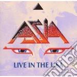 Live in the usa cd musicale di Asia
