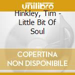 A LITTLE BIT OF SOUL cd musicale di HINKLEY TIM