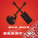 Big box of bo n berry cd musicale di Chuck/diddley Berry