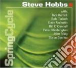 Steve Hobbs - Springcycle cd musicale di Steve Hobbs