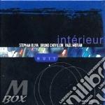 Interieur cd musicale di S.oliva/b.chevillon