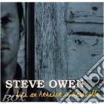 LIKE AN ATHEIST IN NASHVILLE cd musicale di OWEN STEVE
