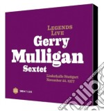 Gerry mulligan sextet cd musicale di Jerry Mulligan