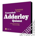 Cannonball Adderley Quintet - Legends Live cd musicale di Cannonbal Adderley