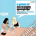 Milk & shugar rec. 5 years cd musicale di Artisti Vari