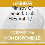CLUB FILES VOL. 4    (2 CD + DVD) cd musicale di ARTISTI VARI