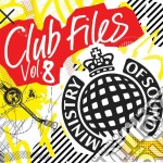Club files vol.8 2cd+dvd cd musicale di Artisti Vari