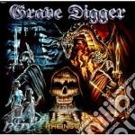 Rheingold cd musicale di Grave Digger