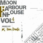 Moon harbour inhouse vol.4 cd musicale di Artisti Vari