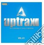Uptrax vol.1 cd musicale di Artisti Vari