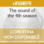 The sound of the 4th season cd musicale