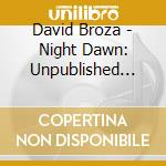 Night dawn cd musicale di David Broza