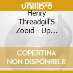 UP POPPED THE TWO LIPS cd musicale di Henry Threadgill