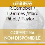R.Campbell/H.Grimes/M.Ribot/Taylor - Spiritual Unity cd musicale di Marc Ribot