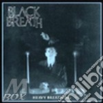 Heavy breathing cd musicale di Breath Black