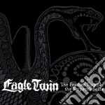 Feather tipped the serpent's scale cd musicale di Twin Eagle