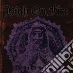 (LP VINILE) Art of self defense lp vinile di High on fire