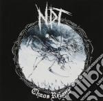 Chaos reigns cd musicale di Nuclear death terror
