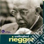 Riegger Wallingford - Sinfonia N.4 Op.63, Variazioni Per Pianoforte E Orchestra Op.54 cd musicale di Wallingford Riegger