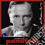 Sinfonia elegiaca, nocturne, rhapsody cd musicale di Andrzej Panufnik