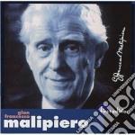 Fantasie di ogni giorno, concerto per pi cd musicale di Malipiero gian franc