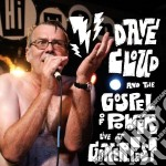 Live at gonerfest cd musicale di Dave  the gos Cloud