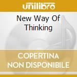 A new way of thinking cd musicale di Yard Skhool