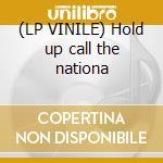 (LP VINILE) Hold up call the nationa lp vinile di Motion man & biz mar