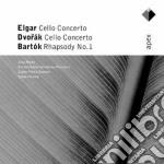 Apex: rapsodia n.1 - cello concerti cd musicale di Bartok-dvorak-elgar\