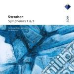 Apex: sinfonie nn. 1 & 2 cd musicale di Svendsen\rasilainen