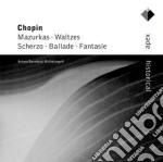 Apex: scherzo-ballata-fantasia-valzer-ma cd musicale di Mic Chopin\benedetti