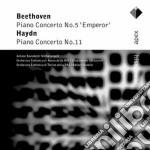 Apex: piano concerti n. 5 & hob xviii/11 cd musicale di Beethoven-haydn\bene