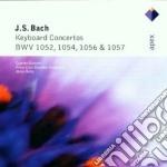 Apex: concerti per clavicembalo: 1- 3 - cd musicale di Bach\katsaris - roll