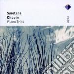 Chopin - Smetana  - Trio Fontenay - Apex: Trii Per Pianoforte Op. 8 & 15 cd musicale di Chopin - smetana \tr