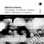 Apex: gabrieli in venice cd musicale di Vari \pickett philip