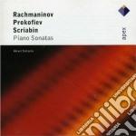 Apex: sonate per piano nn. 7 2 5 cd musicale di Prokofiev-rachmanino