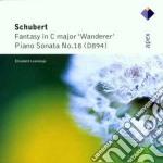 Schubert - Leonskaja - Apex: Wanderer Fantasia - Piano Sonata cd musicale di Schubert\leonskaja