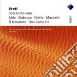 Apex: famosi cori da opere verdiane cd musicale di Verdi\rizzi