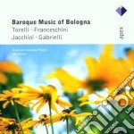 Baroque Music Of Bologna cd musicale di Barocco\bolton Vari