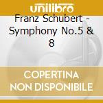 Apex: sinfonie nn 5 & 8 cd musicale di Schubert\harnoncourt