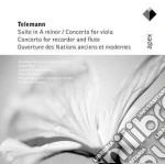 Apex: suite - concerti ouverture cd musicale di Telemann\bruggen - r