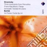 Apex: suite op.14 - im freien -3 movimen cd musicale di Bartok - stravinsky\
