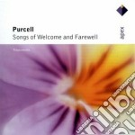 Purcell - Stubbs - Headley - Tragicomedi - Apex: Songs Of Welcome & Farewell cd musicale di Purcell\stubbs - hea