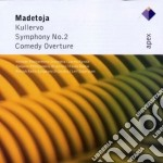 Apex: sinfonia n.2 - comedy ouverture - cd musicale di Madetoja\panula-raut