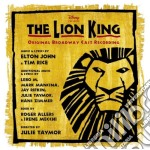 The lion king-musical- cd musicale di Broadway cast rec.(e